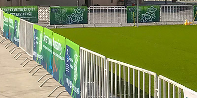 Fencing and Barriers, Qatar