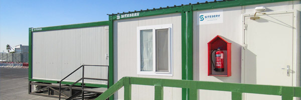 Site Cabins, Offices and Accommodation, Qatar