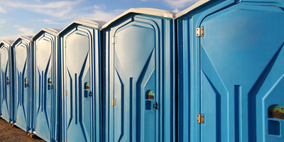 Portable Recycling Toilets, Qatar
